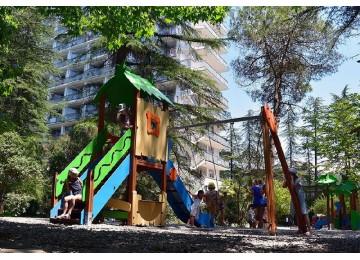 Инфраструктура для детей | Санаторий «МВО-Сухум»| CАбхазия Сухум