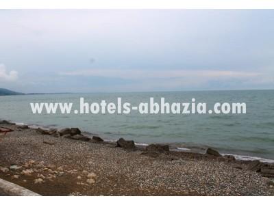 Санаторий «МВО-Сухум»| Пляж