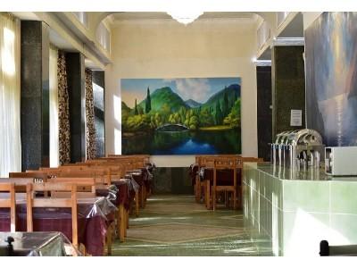 Санаторий «МВО-Сухум»| Столовая